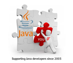 Supporting Java developers