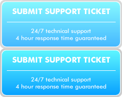 Submit support ticket